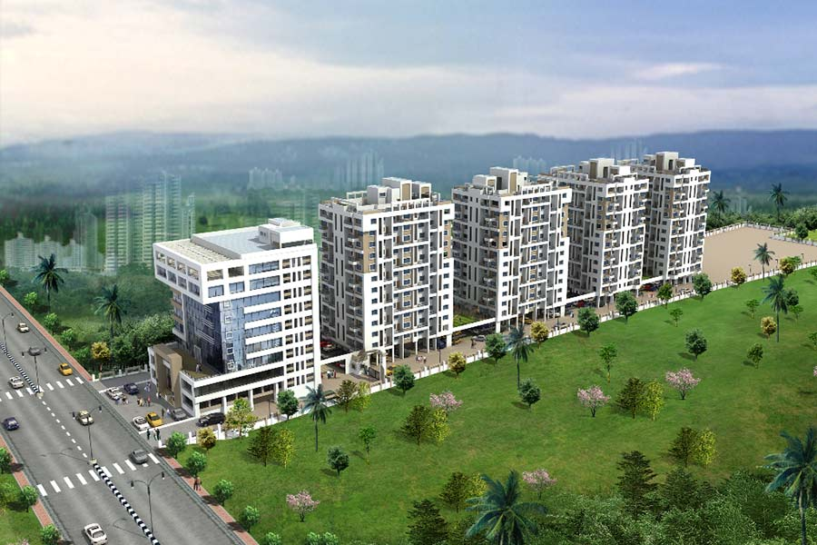 2BHK Luxurious Flat, 3BHK Luxurious Flat, Residential, Apartments, Premium homes In Wakad